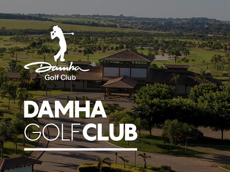 Damha Golf Clube - São Carlos, SP