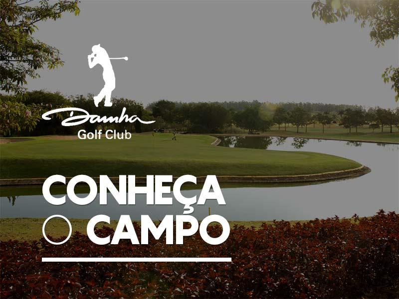 O campo do Damha Golf Club