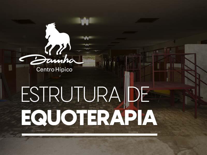 Equoterapia- Centro Hípico Damha